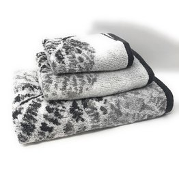 Intermark Enchanted Leaf Towel Set (Bath Towel, Hand Towel and Wash Cloth)
