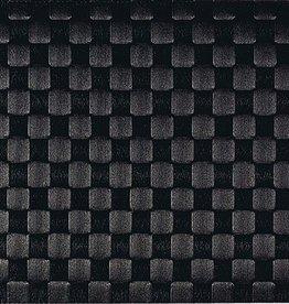 Port-Style Rect Placemat Black 30x40cm