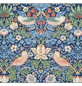 Pimpernel Placemats Strawberry Thief Blue Set/4