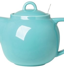 London Pottery 4 Cup Geo Teapot, Caribbean