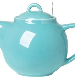 London Pottery 2 Cup Geo Teapot, Caribbean