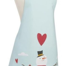 Now Designs Basic Apron, Build A Snowman