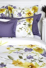 Cuddle-Down Bethany Queen Duvet Cover Set With 2 Shams