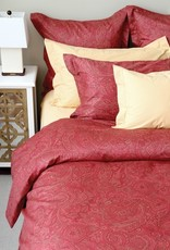 Cuddle-Down Marrakesh King Duvet Cover Set With 2 Shams