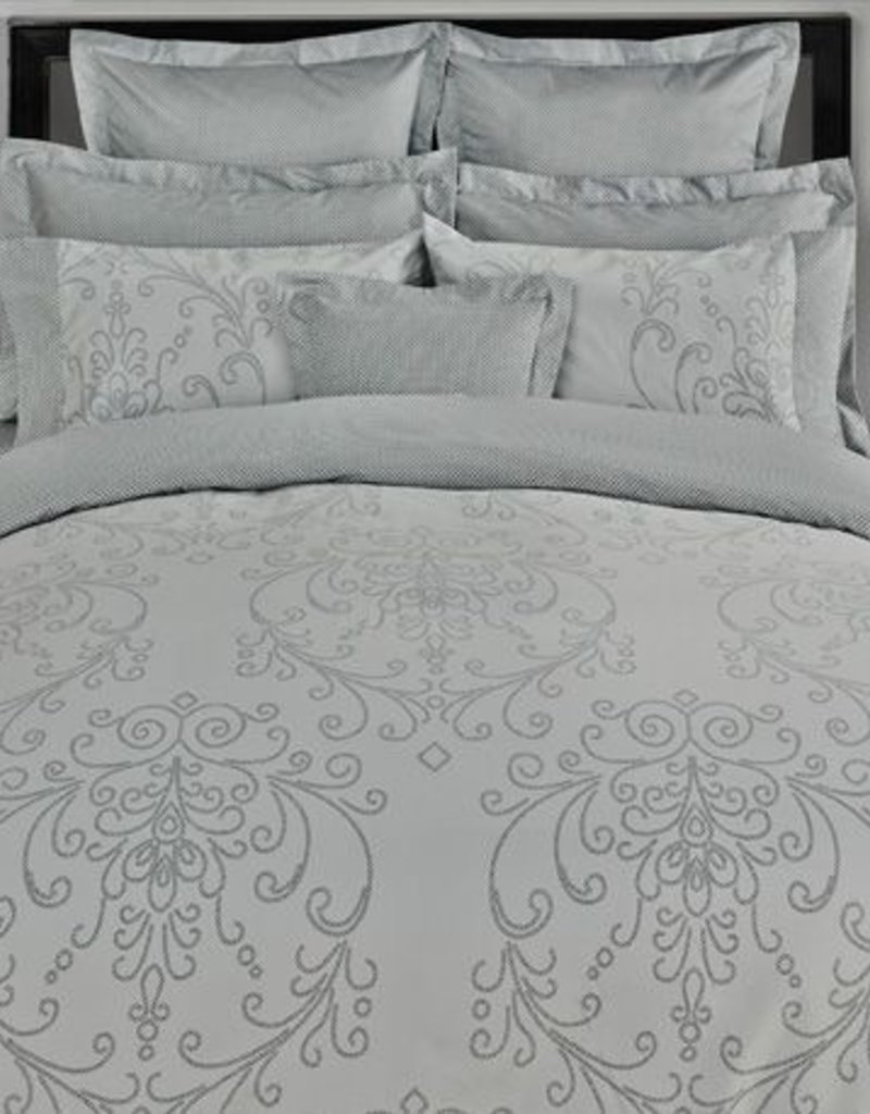 Cuddle-Down Dario Duvet Cover Set w/Shams King