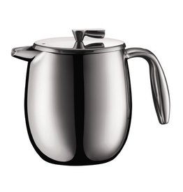 Bodum 4 Cup S/S Double Walled Columbia French Press