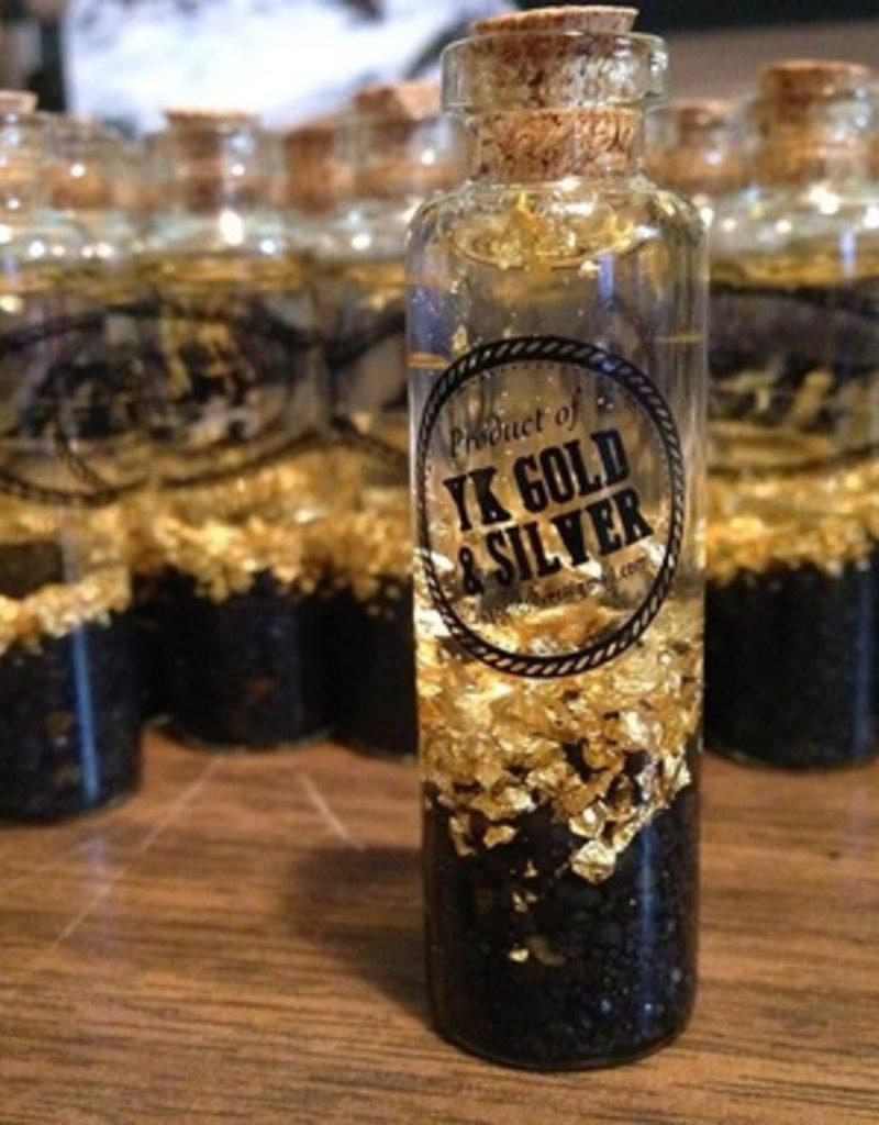 YK Gold & Silver 24 kt Klondike Gold