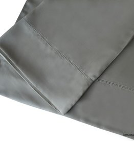 The St.Pierre Home Fashion Collection Bamboo King Sheet Set Charcoal Grey
