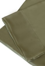 The St.Pierre Home Fashion Collection Bamboo Queen Sheet Set Sage Green