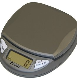 Escali Pico High Precision Pocket Scale, 500 Gram/0.1 Gram, Metallic