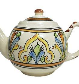 Le Souk Ceramique Teapot, 1.25L, Salvena