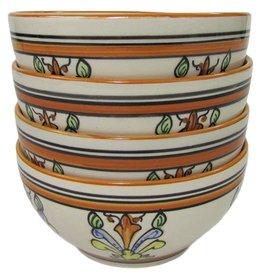 """Le Souk Ceramique Soup/Cereal Bowl, 6"""", Salvena"""