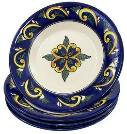 "Le Souk Ceramique Salad/Pasta Bowl, 9"", Riya"