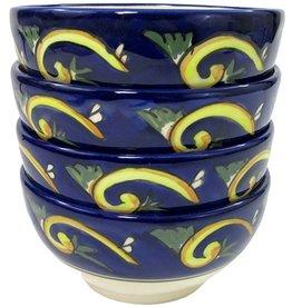 "Le Souk Ceramique Soup/Cereal Bowl, 6"", Riya"