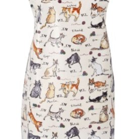 Ulster Weavers Apron - Madeleine Floyd Cats, PVC