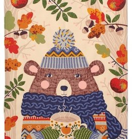 Ulster Weavers Tea Towel - Bears Mug, Cotton
