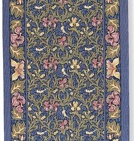 Ulster Weavers Tea Towel - Birds & Iris Blue, Linen