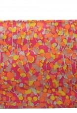 Ulster Weavers Cosmetic Bag - Garland Pink, Oil Cloth