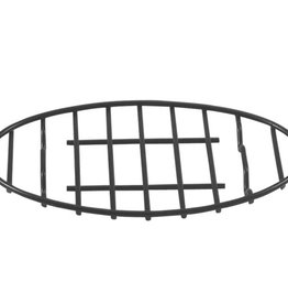 "Danesco Oval Roasting Rack, 6x9"", Black"