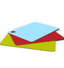 Joseph Joseph Pop Chopping Boards, Flexible, Set/3, Asst Colours