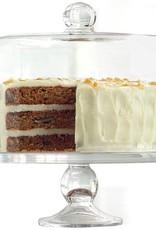 """Artland Cake Plate & Dome, 10.75"""" Diameter"""