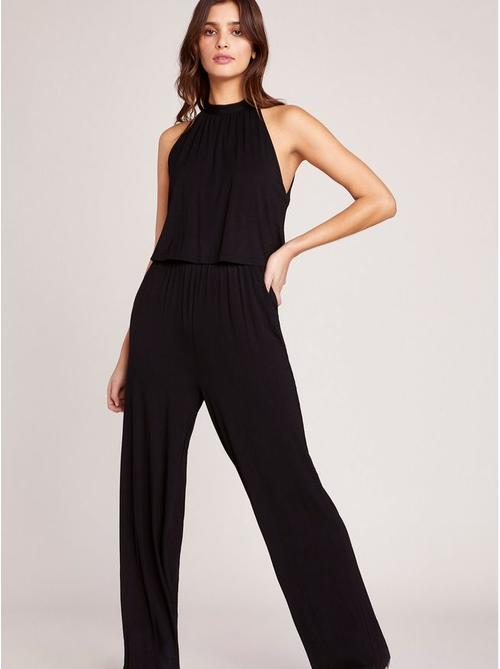 One on One High Neck Jumpsuit - BJ103365