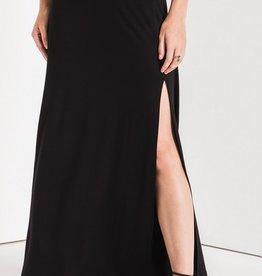 The Side Slit Maxi Skirt