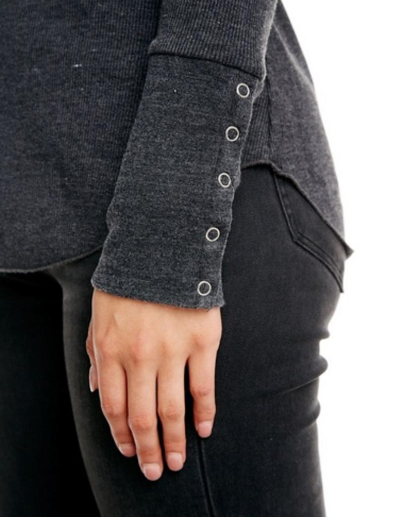 Shirt Tail Tee