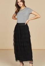 Tiered Tulle Skirt