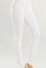 Skinny White Denim