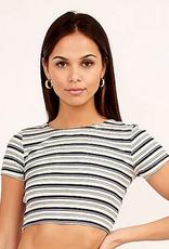 Stripe Crop
