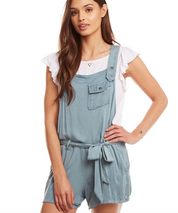 Heirloom Shortalls