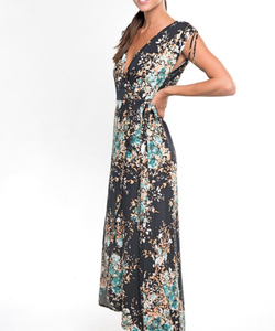 Natasha Wrap Dress
