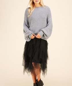 Kendall Mesh Skirt