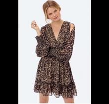 Taj Leopard Dress