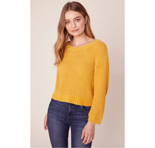 Chenille The Deal Sweater