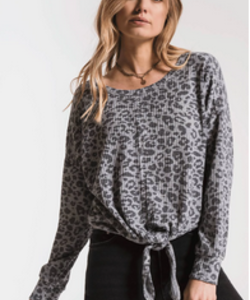The Leopard Waffle Thermal