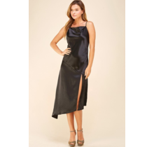Sandy Satin Dress