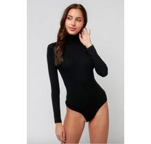 L/S Turtle Neck Body Suit