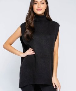 Turtleneck Tunic