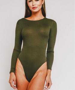 Longsleeve Basic Bodysuit