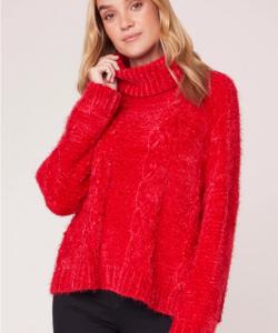 Eyelash Kisses Sweater