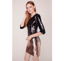 Ombre Sequin Dress