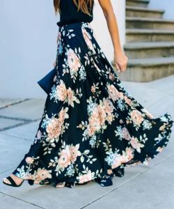 Polly Maxi Skirt