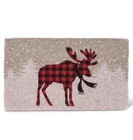 Abbott Standing Moose Doormat