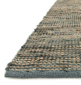 Loloi Edge Rug, 2'3x3'9, Grey