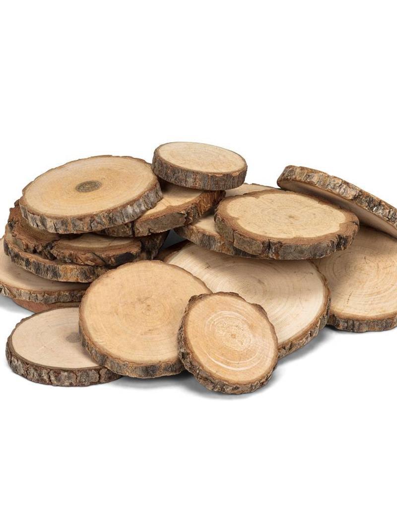 Abbott Flat Wood Discs