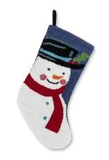 Abbott Happy Snowman Stocking