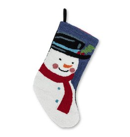 Abbott Happy Snowman Stocking