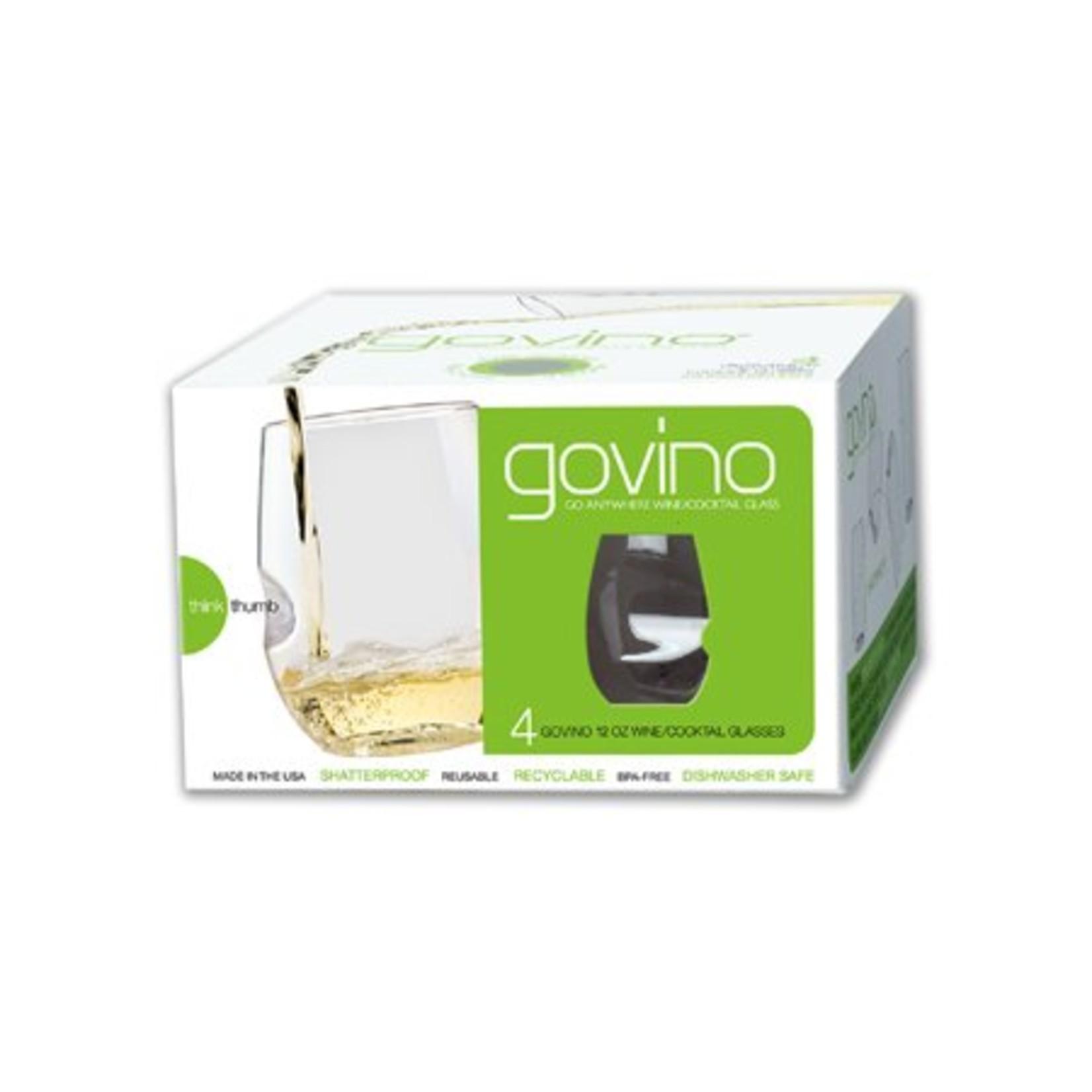 Govino 12oz Wine/Cocktail Glass 4 Pack